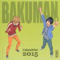 Bakuman : calendrier 2015