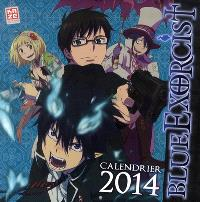 Blue exorcist : calendrier 2014