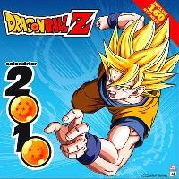 Calendrier Dragon Ball 2010