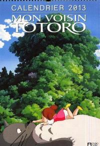 Calendrier Ghibli 2013 : Mon voisin Totoro