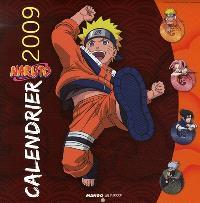 Calendrier Naruto 2009