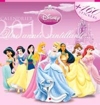 Calendrier Princesses 2010