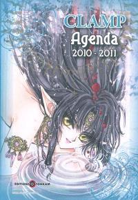 Clamp : agenda 2010-2011