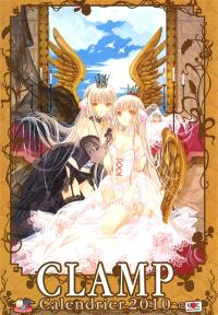 Clamp in wonderland : calendrier 2009-2010
