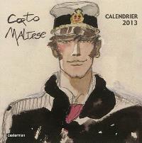 Corto Maltese : calendrier 2013