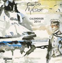 Corto Maltese : calendrier 2014