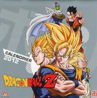 Dragon Ball Z : calendrier 2012