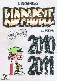L'agenda Kid Paddle