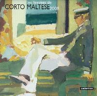 Les femmes de Corto Maltese : calendrier 2008
