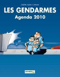 Les gendarmes : agenda 2010