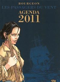 Les passagers du vent : agenda 2011