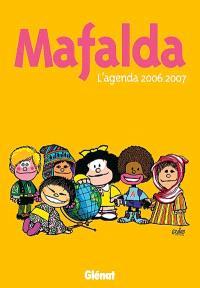 Mafalda : l'agenda 2006-2007