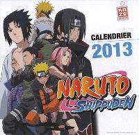 Naruto Shippuden : calendrier 2013