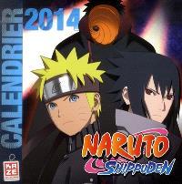 Naruto Shippuden : calendrier 2014