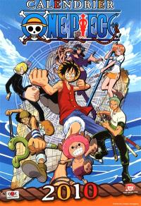 One piece : calendrier 2009-2010