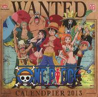 One piece : wanted : calendrier 2013