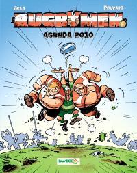 Rugbymen : agenda 2010