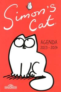 Simon's cat : agenda 2013-2014