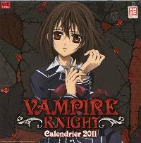 Vampire knight : calendrier 2010-2011