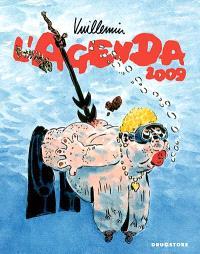 Vuillemin, l'agenda 2009