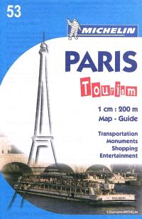 Paris tourism