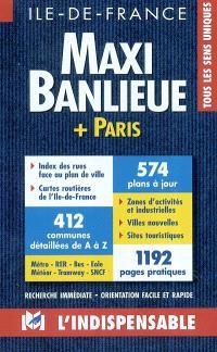 Maxi banlieue et Paris, B24