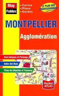 Montpellier agglomération : cartes, plans, guides : le plan des professionnels