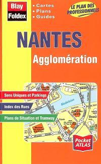 Nantes agglomération : cartes, plans, guides : le plan des professionnels
