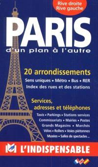 Paris d'un plan à l'autre, R30