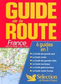 Guide de la route France