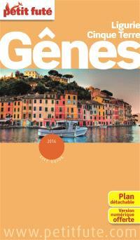Gênes, Ligurie, Cinque Terre : 2016