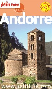 Andorre : 2015-2016