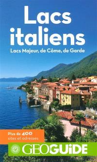 Lacs italiens : lacs Majeur, de Côme, de Garde