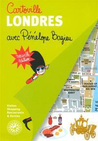 Londres : avec Pénélope Bagieu