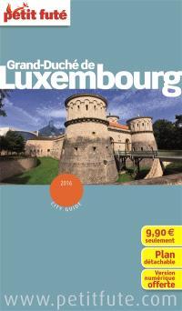 Grand-Duché de Luxembourg : 2016