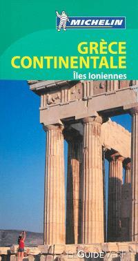 Grèce continentale : îles Ioniennes