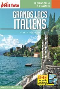 Grands lacs italiens : 2016