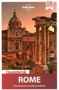L'essentiel de Rome : pour découvrir le meilleur de Rome