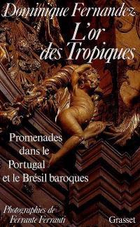 L'Or des Tropiques : promenades dans le Portugal et le Brésil baroques