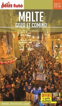 Malte : Gozo et Comino : 2017-2018