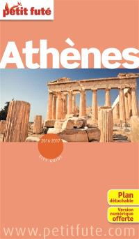 Athènes : 2016-2017