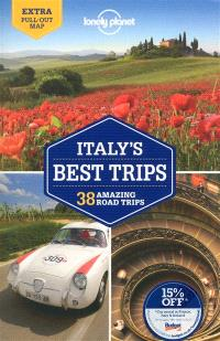 Italy's best trips : 38 amazing road trips