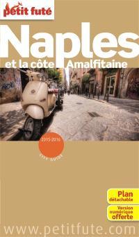 Naples et la Côte amalfitaine : 2015-2016