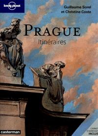 Prague : itinéraires