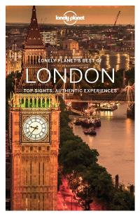 Lonely planet's best of London : top sights, authentic experiences