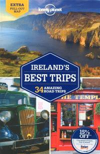 Ireland's best trips : 34 amazing road trips