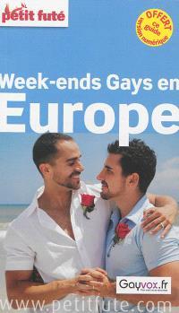 Week-ends gays en Europe