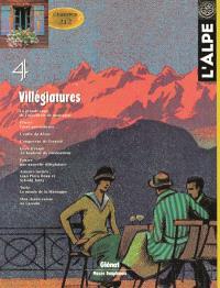 Alpe (L'). n° 4, Villégiatures