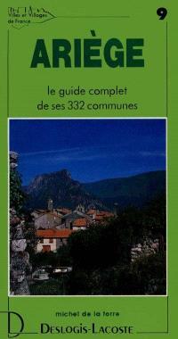 Ariège : histoire, géographie, nature, arts