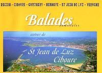 Balades familiales autour de St Jean de Luz, Ciboure : 10 promenades à pied et en vélo
